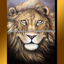 nueva llegada de león pintura 2013 caliente de la venta de pinturas