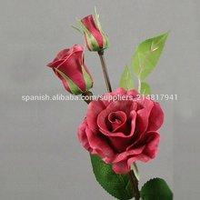 Guirnaldas de flores de la boda