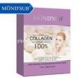 Soins de la peau, anti rides, hydratant& 100% soie, masque pour le visage naturel