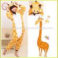 venta caliente bodies kigurumi disfraces de animales para adultos