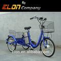 3 roda triciclo de adulto atacado bicicleta de carga( eletrônico- tdr05)