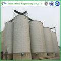 de soja tourteau de soja de stockage des silos en acier
