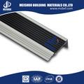 Degraus de vinil/borracha focinhos de degrau com liga de alumínio frame( mssnp- 2)