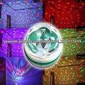 luces de discoteca 3w precio led de rotación de bola de discoteca