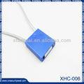 xhc-006 Las aduanas sello de alta seguridad de aduana del sello de envío