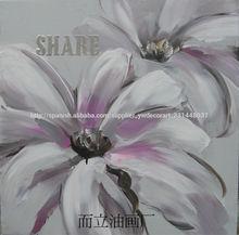 pinturas de flores impresionistas
