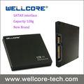 Nuevos 128GB MLC SATA SSD de disco duro