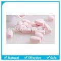 gmp certificada de cuidado de la salud suplemento placenta de oveja tablet