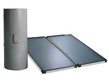 la mejor calidad de la placa plana calentador de agua solar del sistema