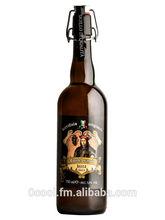 arte italiano de cerveza rubia