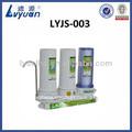 3 etapas del purificador de agua/filtro de agua para el agua de prefiltración utilizado en el hogar