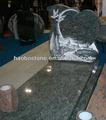 europea de oliva verde lápida de granito tumba