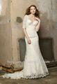 blancas llenas encaje señoras diseños de vestimenta occidental