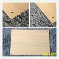 De alto brillo de madera 4x8 melamina junta uv/chapa de melamina junta uv para la decoración de interiores y muebles