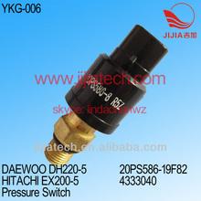 Daewoo dh220-5 interruptor de presión, 4333040