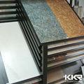 Kingkonree banheiro decoração painel de parede, acrílico superfície sólida painel de parede