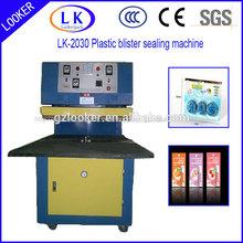 automática de la ampolla de la máquina selladora para pvc pet cubierta blister de plástico para
