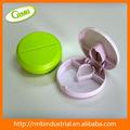 estuches plásticos de pastilla/pill box children