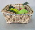 cesta de frutas hechas por la rota