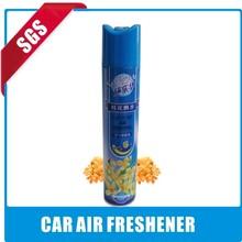 muchos fragancia el olor de líquido ambientador para el coche