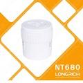 promoción de regalo para el día de la mujer para el banco/hotel/regalos corperate adaptador de viaje universal nt-680