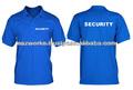 azul de seguridad camisa