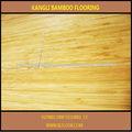 Suelo de bambú carbonizado vertical, prefinished, pisos, chino bambú Moso, micro biselados, a prueba de humedad