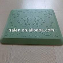 made in china venda quente pu espuma antiderrapante piso mobiliário almofadas