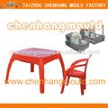 mesa y silla molde
