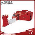 Sj-90/120 simple modelo de plástico de residuos de la película de reciclaje de la máquina