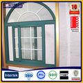 Pequeñas ventanas correderas/precio de ventana corredera de aluminio