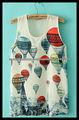 señoras sin mangas de la gasa con el modelo nuevo estilo de moda de verano rematan FOF chicas 2013