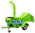 astilladora de madera tractor de jardín wc240