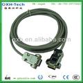 proveedor de china de la asamblea de shell caso db9pin cable