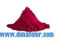 Fluorescente roja hfg( solvente rojo 149) para el plástico, polímeros, de fibra, de goma; cera etc.