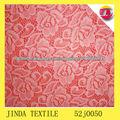 tela de encaje de nylon para la ropa hermosa