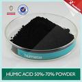 Orgánica de ácido húmico 70% para el mejoramiento del suelo