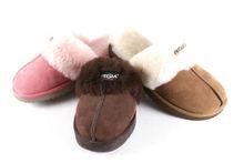 zapatillas de piel de oveja
