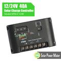 Solar 40a/24v controler