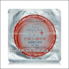 blanqueamiento máscara facial cuidado de la piel producto buscando para el distribuidor de la agencia