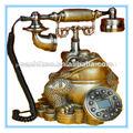 impermeável telefone fixo estilo antigo telefones