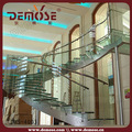 al aire libre de vidrio escaleras pasamanos de accesorios de construcción demose