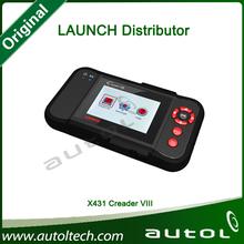 Nueva herramienta de diagnóstico LAUNCH X431 Código VIII CREADER escáner lector de coches