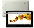 DG-TP9001 9 A13 PC de la tabla cámaras individuales / doble pulgada android4.1 venta caliente