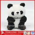 japón diseño de peluche electrónico repitiendo hablando de juguete panda