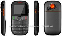 2013 hot manera de la venta barato GSM SOS Emergencia Big Button Superior Teléfono