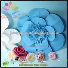 2013 barato arreglo floral de seda tejido