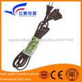 Cable cable de alimentación de 220V