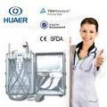 El tratamiento dental unidad de múltiples funciones de la unidad dental portátil con escalador carpintero para el hogar-visita