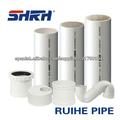 mayoristas de plástico tubos de alcantarillado de pvc